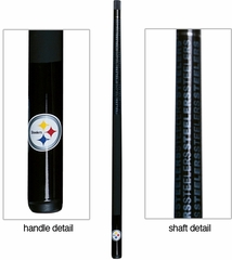 Imperial International Pittsburgh Steelers Billiard Cue Stick
