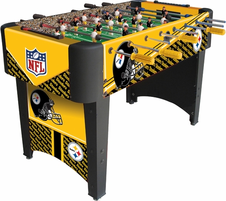 Imperial International Pittsburgh Steelers Foosball Table