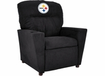 Imperial International Pittsburgh Steelers Kids Microfiber Recliner