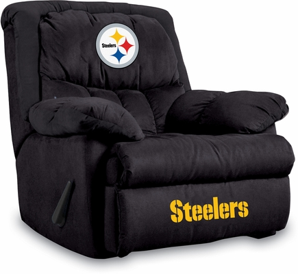 Imperial International Pittsburgh Steelers Microfiber Home Team Recliner