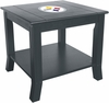 Imperial International Pittsburgh Steelers Side Table