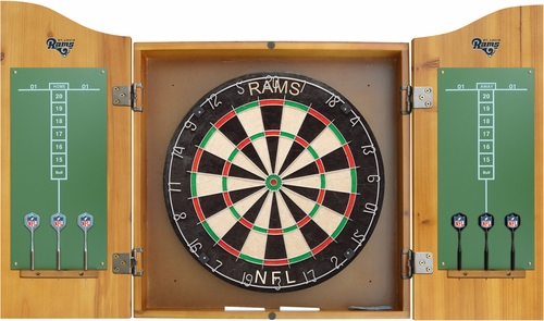 Imperial International Saint Louis Rams Dart Cabinet