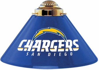 Imperial International San Diego Chargers 3 Shade Metal Lamp