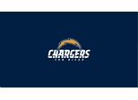 Imperial International San Diego Chargers 8' Billiard Cloth