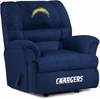Imperial International San Diego Chargers Big Daddy Microfiber Recliner