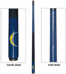 Imperial International San Diego Chargers Billiard Cue Stick