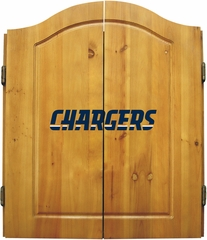 Imperial International San Diego Chargers Dart Cabinet