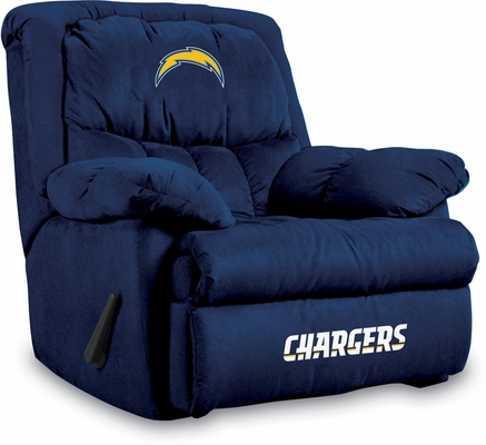 Imperial International San Diego Chargers Microfiber Home Team Recliner