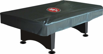 Imperial International San Francisco 49ers 8' Deluxe Pool Table Cover
