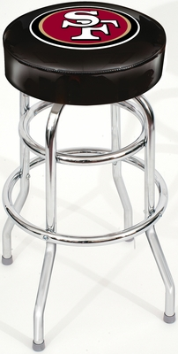 Imperial International San Francisco 49ers Bar Stool
