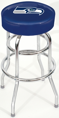 Imperial International Seattle Seahawks Bar Stool