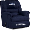 Imperial International Seattle Seahawks Big Daddy Microfiber Recliner