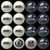 Imperial International Seattle Seahawks Home Versus Away Billiard Ball Set