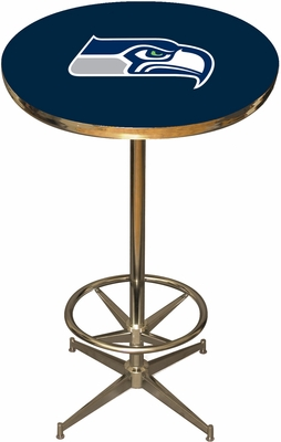 Imperial International Seattle Seahawks Pub Table