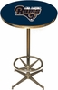 Imperial International St. Louis Rams Pub Table