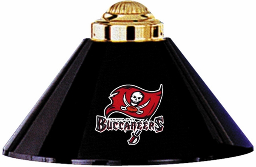 Imperial International Tampa Bay Buccaneers 3 Shade Metal Lamp
