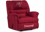 Imperial International Tampa Bay Buccaneers Big Daddy Microfiber Recliner