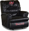 Imperial International Tampa Bay Buccaneers Leather Big Daddy Recliner
