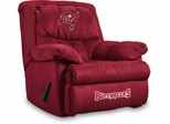 Imperial International Tampa Bay Buccaneers Microfiber Home Team Recliner
