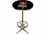 Imperial International Tampa Bay Buccaneers Pub Table