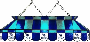 "Imperial International Tennessee Titans 40"" Glass Lamp"