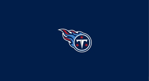 Imperial International Tennessee Titans 8' Billiard Cloth