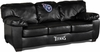 Imperial International Tennessee Titans Black Leather Classic Sofa