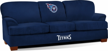 Imperial International Tennessee Titans First Team Microfiber Sofa