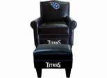 Imperial International Tennessee Titans Game Time Chair & Ottoman