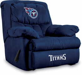 Imperial International Tennessee Titans Microfiber Home Team Recliner