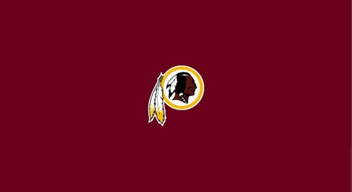 Imperial International Washington Redskins 8' Billiard Cloth