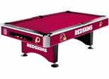 Imperial International Washington Redskins 8' Pool Table