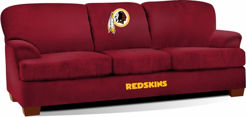 Imperial International Washington Redskins First Team Microfiber Sofa