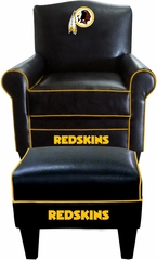 Imperial International Washington Redskins Game Time Chair & Ottoman