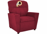 Imperial International Washington Redskins Kids Microfiber Recliner