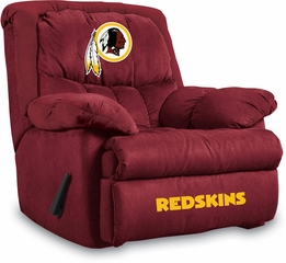 Imperial International Washington Redskins Microfiber Home Team Recliner