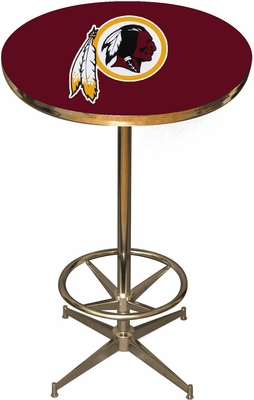 Imperial International Washington Redskins Pub Table