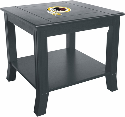 Imperial International Washington Redskins Side Table
