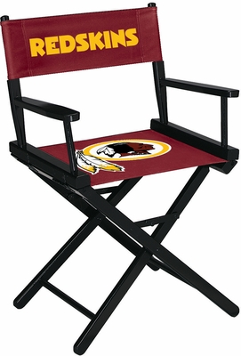 Imperial International Washington Redskins Table Height Directors Chair