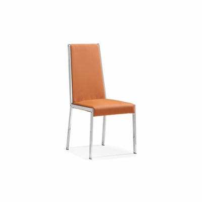 Ink Leatherette Dining Chair - Set of 4 - Zuo