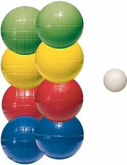 Intermediate 100mm Bocce Set - Franklin Sports