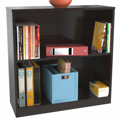 Inval America 2 Shelf Book Case / Hutch