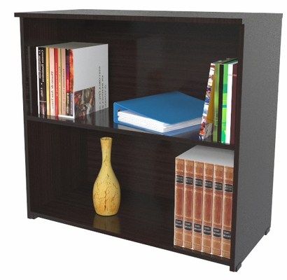 Inval Furniture 2 Shelf Book Case