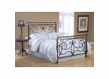 Iron Bed / Metal Bed - Brady - Hillsdale Furniture