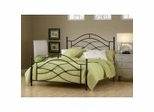 Iron Bed / Metal Bed - Cole - Hillsdale Furniture