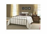 Iron Bed / Metal Bed - Dominique - Hillsdale Furniture