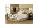 Iron Bed / Metal Bed - Dutton - Hillsdale Furniture