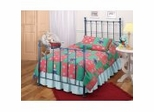 Iron Bed / Metal Bed - Molly Bed in Blue - Hillsdale Furniture