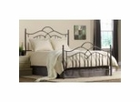 Iron Bed / Metal Bed - Oklahoma Bed in Bronze - Hillsdale Furniture