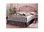 Iron Bed / Metal Bed - Tierra Mar Bed - Hillsdale Furniture